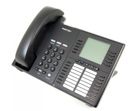 Iwatsu Icon IX-5910 Black VoIP Telephone (505910) - Grade A