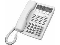 TransTel DK1-D/I Digital Display Phone - Ivory