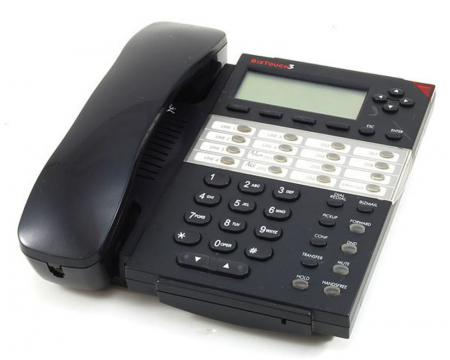 Bizfon BT3 Biztouch3 Black Digital Display Speakerphone - Grade B