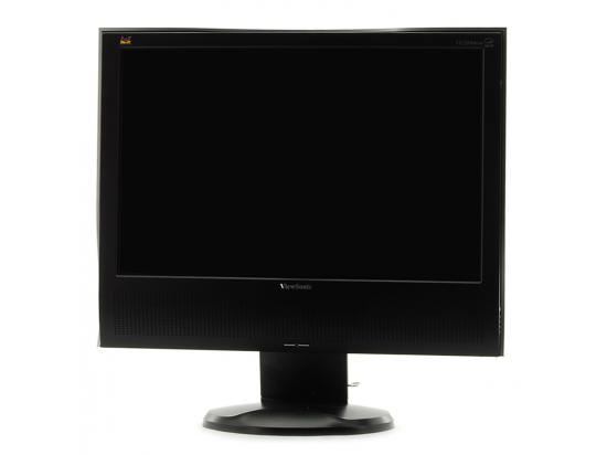 "Viewsonic VG2030wm 20"" Widescreen LCD Monitor - No Stand - Grade C"