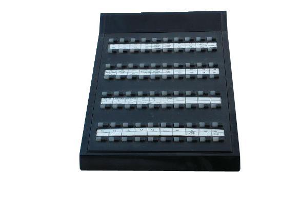 NEC Nitsuko Tie Onyx 88355 Black 80 Button DSS Console (88355)
