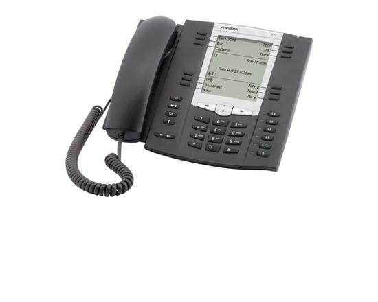 Aastra 6757i 12-Button Black IP Speakerphone