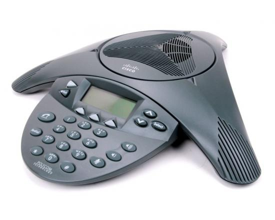 Cisco CP-7936 Black IP Display Conference Phone - Grade A