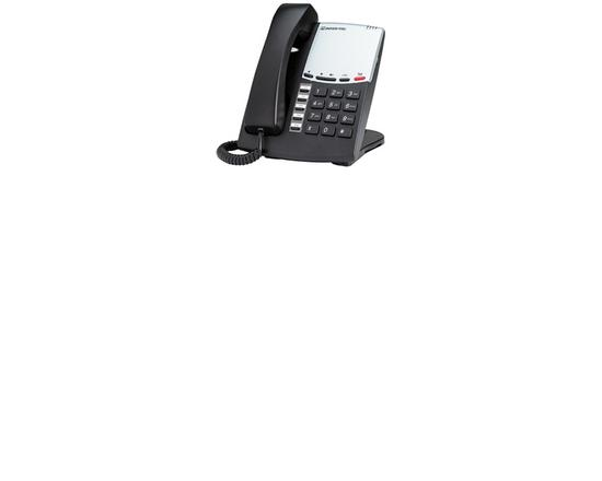 Inter-tel Axxess 550.8600 Black IP Phone