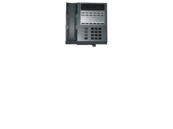 Iwatsu Omega-Phone ZT-12KTS-SP 12-Button Charcoal Speakerphone (Non-Display)