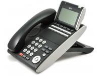 NEC DT700 Univerge ITL-24D Phone w/ GBA-L-Gigabit Ethernet Adapter - Grade B
