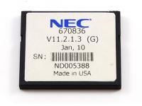NEC Univerge UM8000 110 Hours Compact Flash Media Card (670836)
