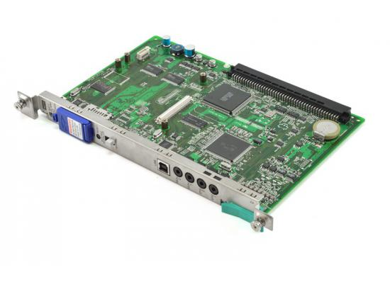 Panasonic KX-TDA0101 100/200 Main Processing  Card