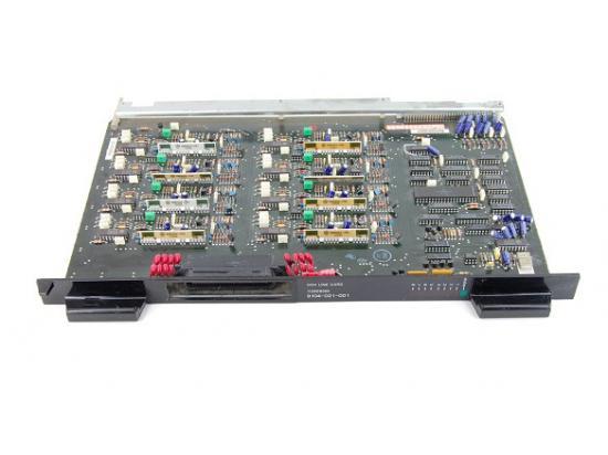 Mitel SX-50 9104-021-001 8-CCT COV Card