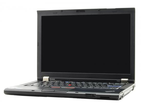 "Lenovo ThinkPad T410 14.1"" Laptop i5-520M - Windows 10 - Grade C"