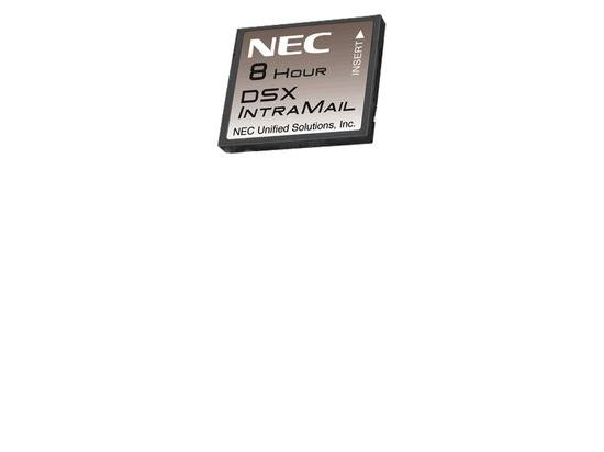 NEC DSX IntraMail 2-Port 8-Hour Voice Mail