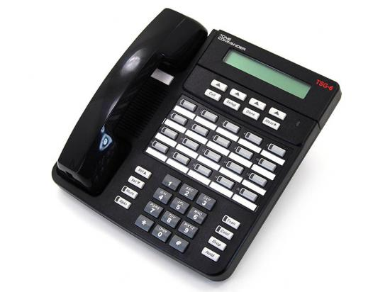 Tone Commander / Teo 6220T-TSG-DD Black ISDN Display Phone - SECURE