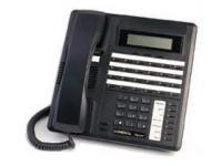 Comdial Impact 8324F-FB Black 24 Button LCD Full Duplex Speaker Phone