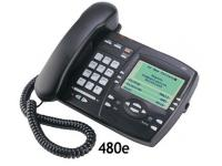 Aastra PT-480e Black IP Display Speakerphone - Grade A