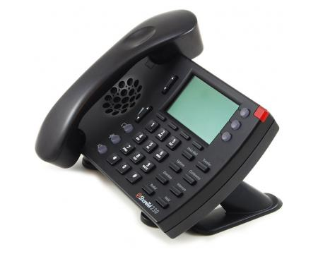 ShoreTel 230 IP Black Phone