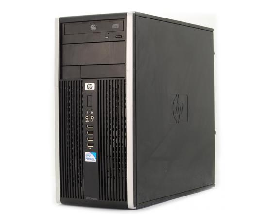 HP 6000 Pro MicroTower Pentium Dual-Core (E6300) 2.8GHz 2GB DDR3 250GB HDD