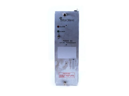 Tadiran Coral IPx 500 PS500 DC Power Supply (72440953200)