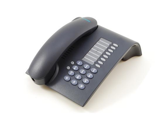 Siemens OptiPoint 500 Black Analog Speakerphone - Grade A - Entry
