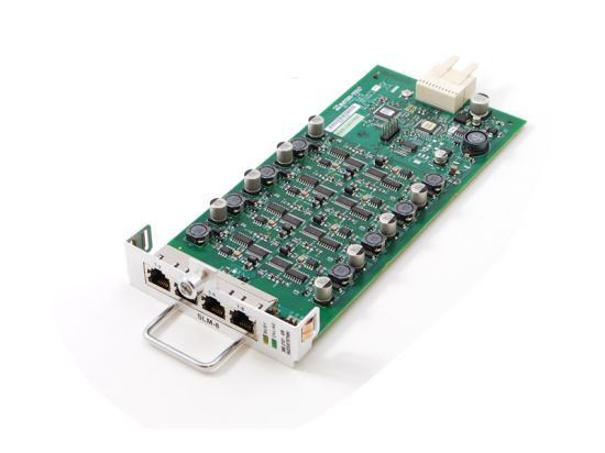 Inter-tel Mitel 5000 SLM-8 Single Line Module (580.2101)