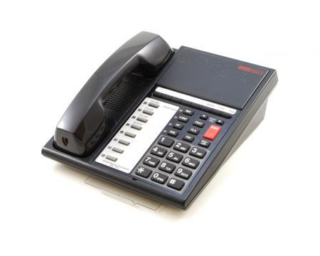 WIN 440CT 8S Tel-100D Black Analog Standard Phone - Grade A