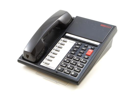 WIN 440CT 8S Tel-100D Black Analog Standard Phone - Grade A