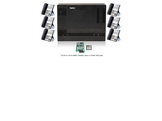 NEC SL1100 Quick-Start Intro Kit