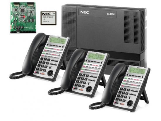 NEC SL1100 Digital Quick Start Kit with 24-B