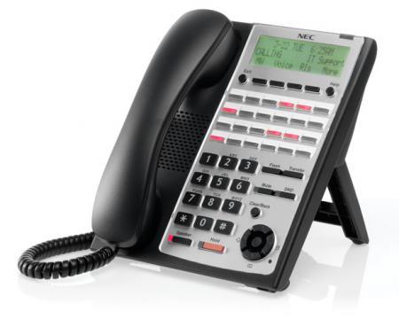 NEC 1100063 SL1100 24-Button Digital Phone (IP4WW-24TXH)