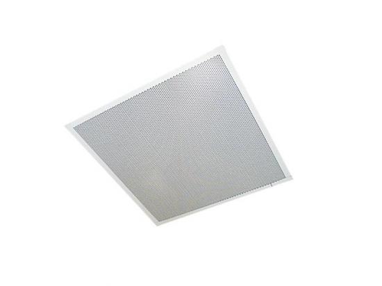 VALCOM (2) PACK 2' X 2' LAY-IN SPK W/BACKBOX 1W