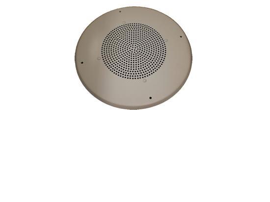 """VALCOM 8"""" Talkback Ceiling Speaker"""