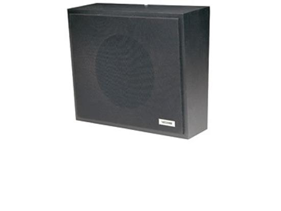 VALCOM Talkback Wall Speaker - Black