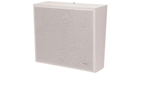 VALCOM Talkback Wall Speaker - White