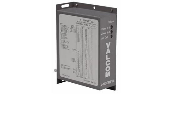 VALCOM Page Control - 9 Zone 1Way