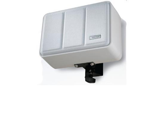 VALCOM Monitor Speaker -White