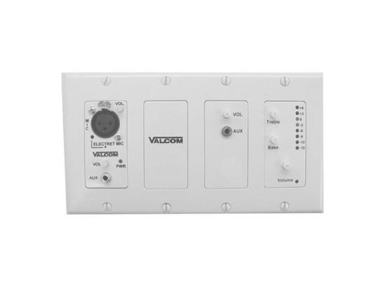 VALCOM In-wall Modular Mixer