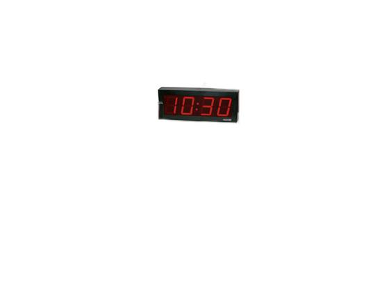 VALCOM IP PoE 4 Digit 4 Inch Clock