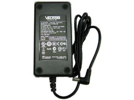 VALCOM Wall, Rack or Wall Mnt 48 Volt Power Sup