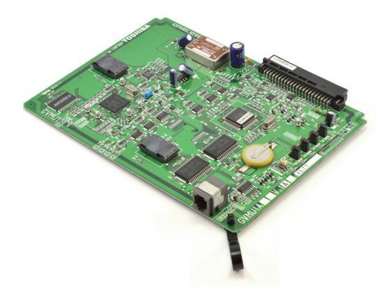 Toshiba CTX28 GVMU1A 4-Port Plug-in Voicemail Card