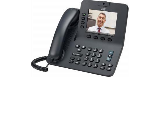 Cisco Unified 8945 Charcoal IP Video Speakerphone
