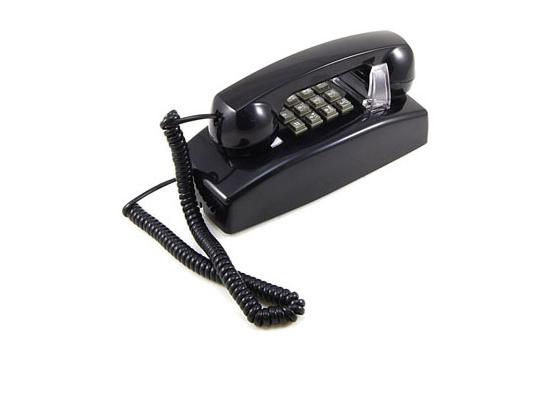 Cetis Basic Hotel Phone Black 2554W (25402)