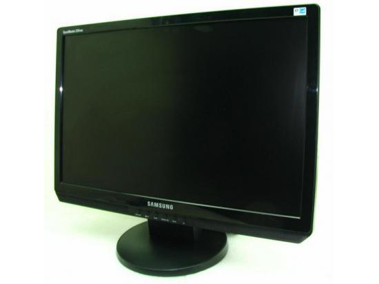 "Samsung 220wm SyncMaster 22"" Widescreen LCD Monitor - Grade C - No Stand"