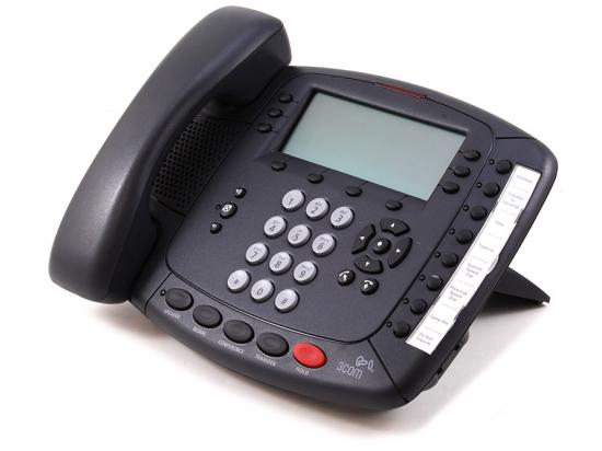 3Com NBX/VCX 3103B Black IP Display Speakerphone - Grade A