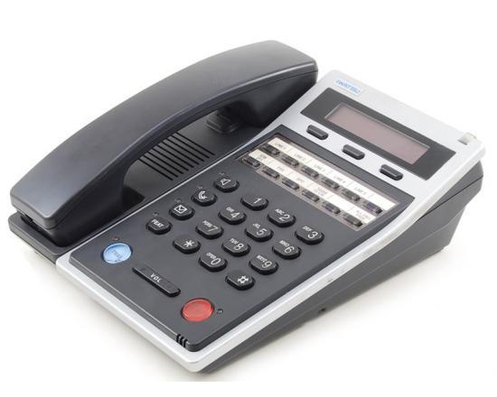 Iwatsu Omega-Phone ADIX NR-A-12IPKTD 12-Button Standard IP Phone (104303)