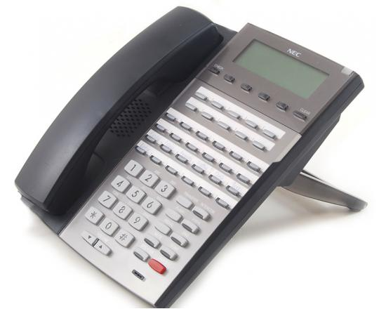 NEC DSX 34-Button Black VoIP Backlit Display Phone (1090034)