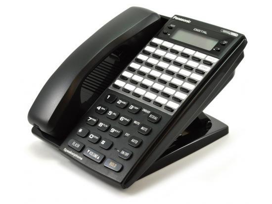 Panasonic DBS VB-44233-B 34 Button Display Phone Black
