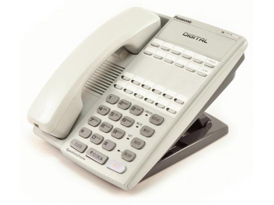 """Panasonic DBS VB-44220-G 22 Button Phone Grey """"Grade B"""""""