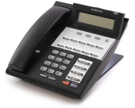 Samsung iDCS 18D Black Display Speakerphone