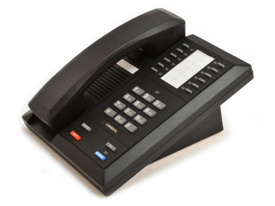 Comdial Impact 8112N-GT 12-Button Black Phone