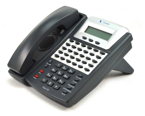 Comdial Edge DX-120 30-Button Digital Display Speakerphone (7261-00)