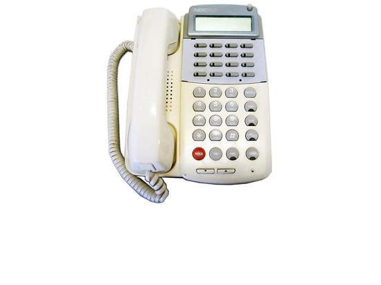 NEC Electra Professional ETW-16DC-2 White Display Speakerphone (730211)